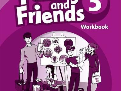 Ответы к Family and Friends Рабочая тетрадь 5 класс
