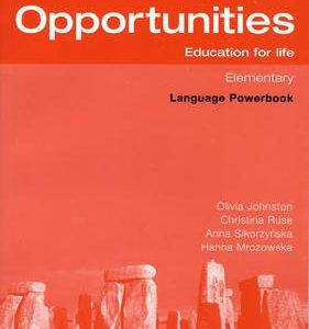 Ответы к New Opportunities Elementary Language Powerbook